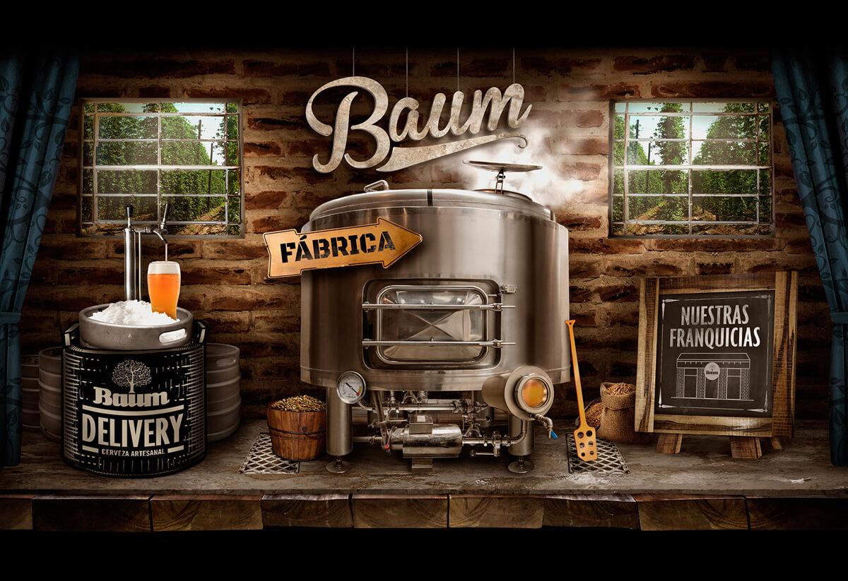 Cerveza Baum