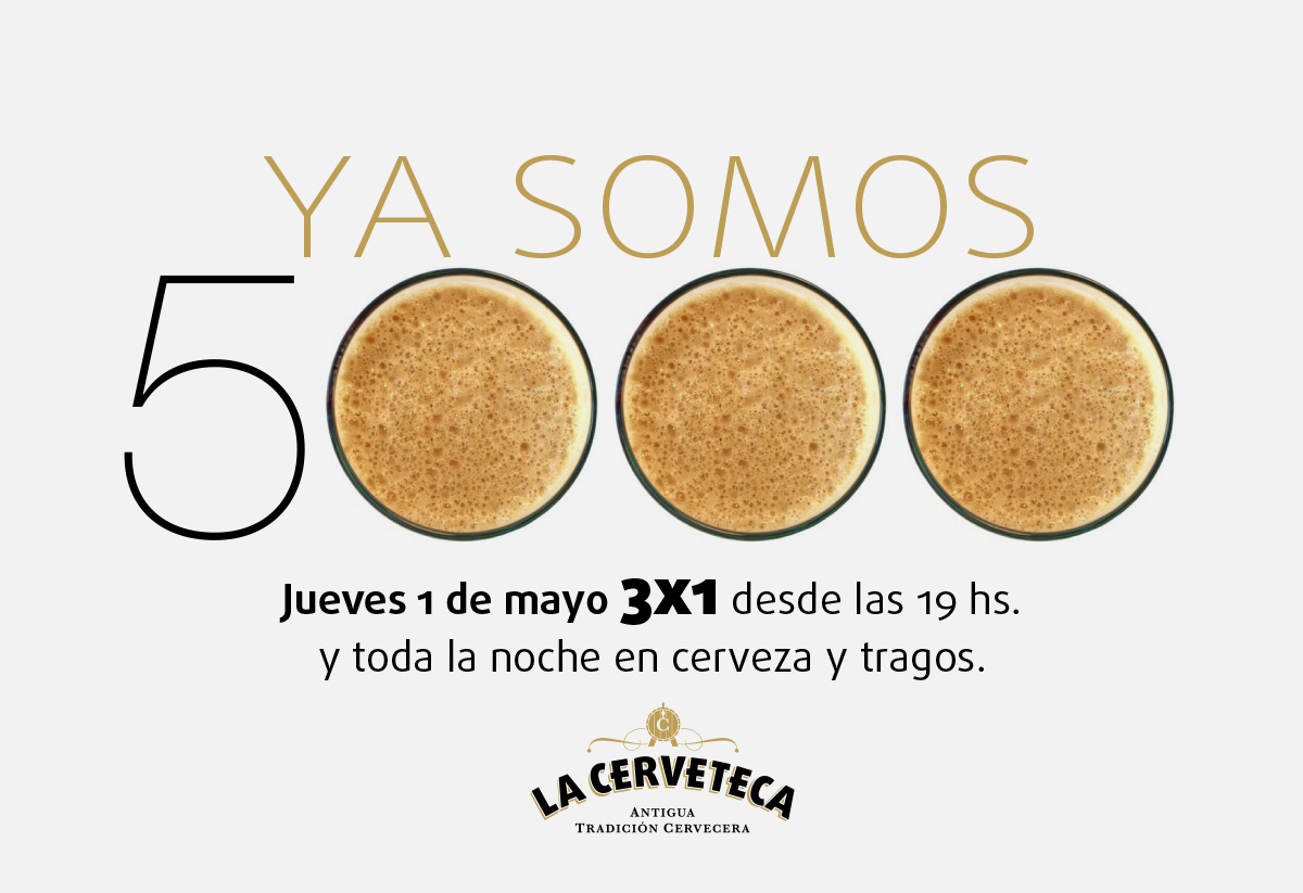 la-cerveteca-5000 Marketing