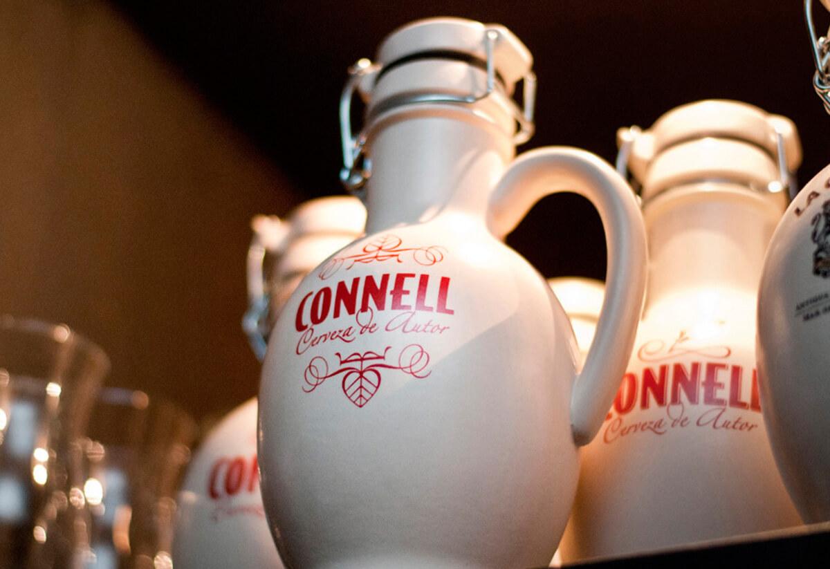 connell-jarros identidad