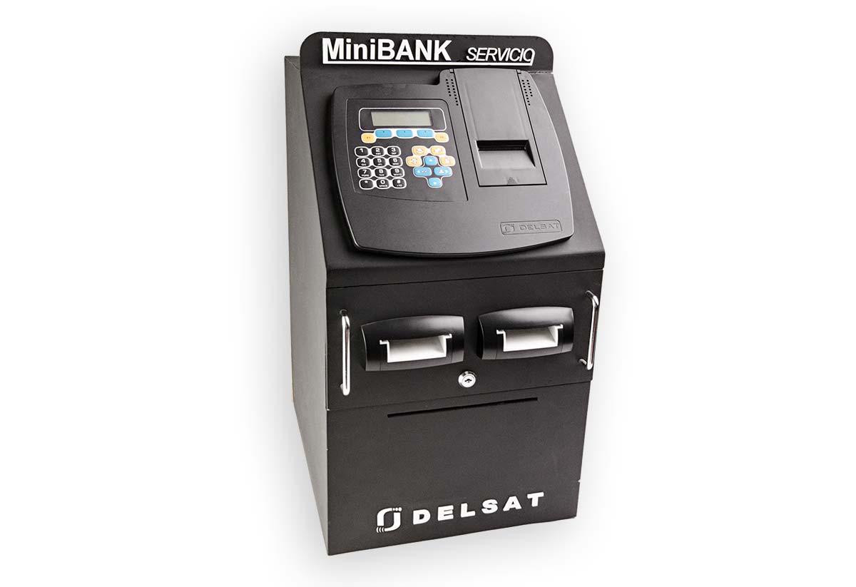 Minibank. Fotografía website