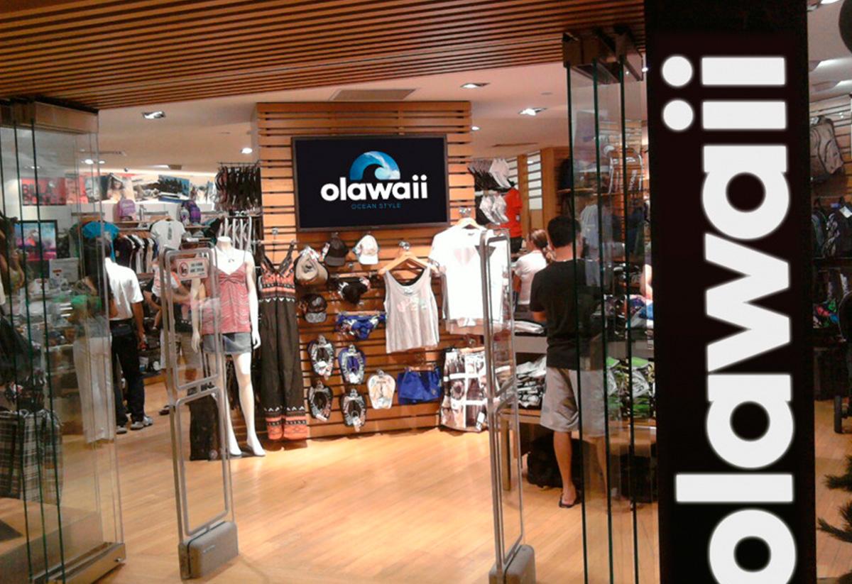Punto de venta Olawaii