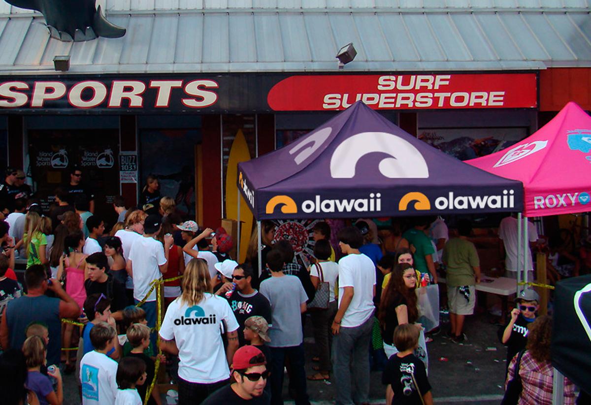 Evento Olawaii