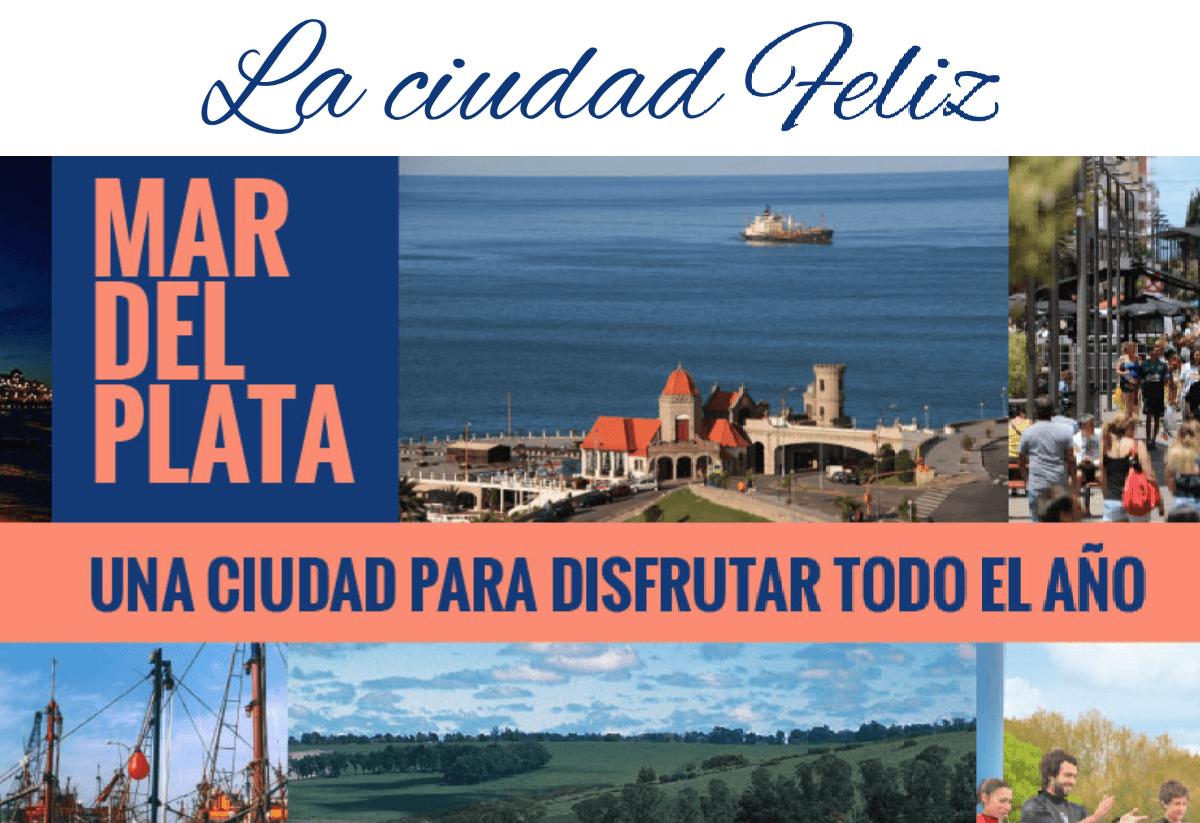 Vacaciones de Invierno Nuevo Ostende Mar del Plata. Email Marketing.