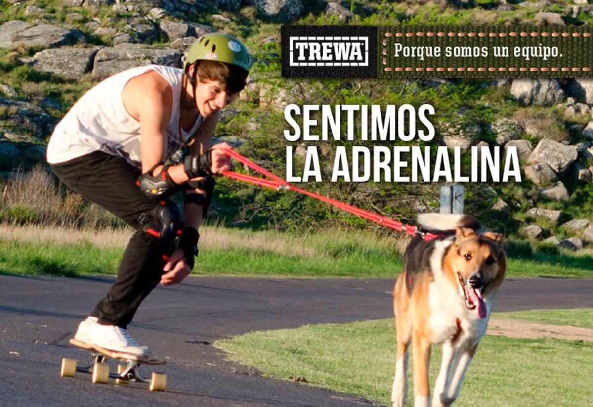 Adrenalina Trewa. Campaña