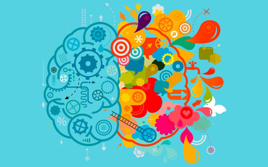 Estimular la comunicación gráfica con el pensamiento lateral