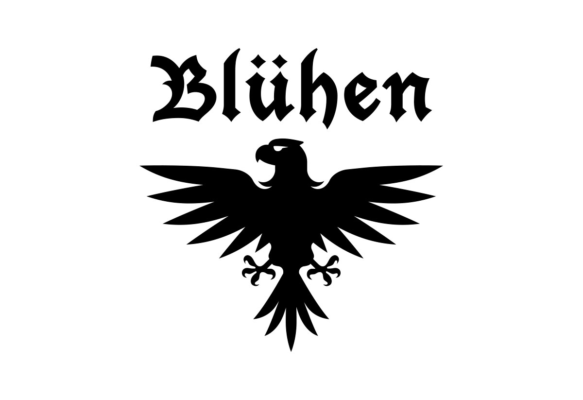 bluhen-isologotipo