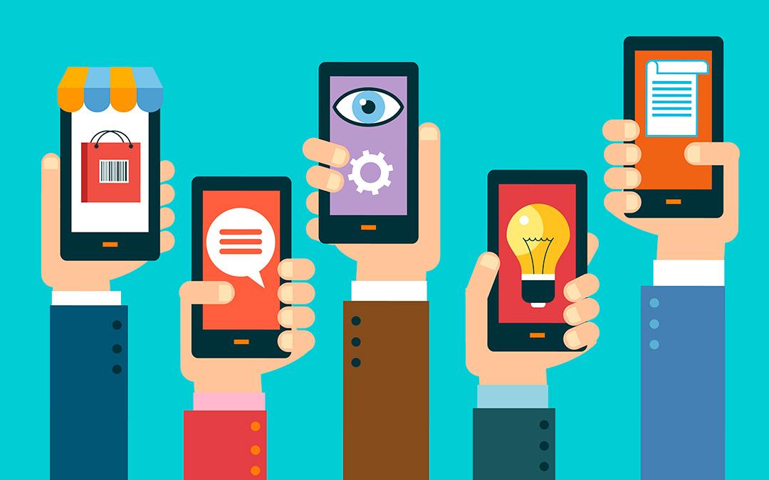 La omnipresencia de los dispositivos móviles