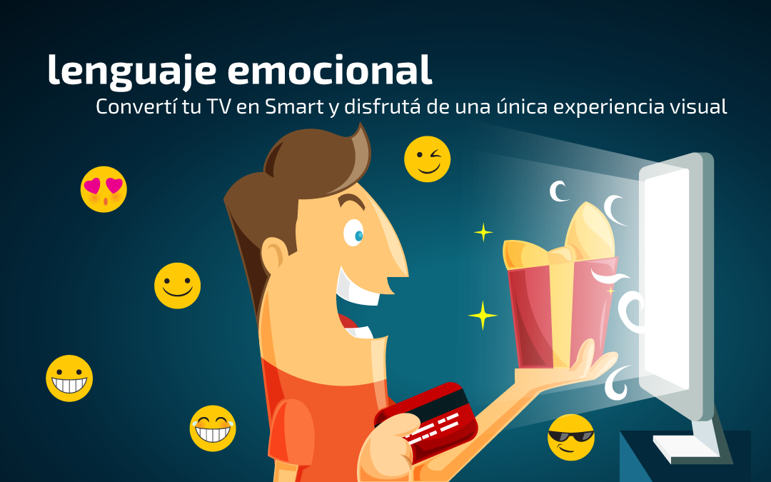 La descripción del producto con lenguaje emocional y palabras descriptivas
