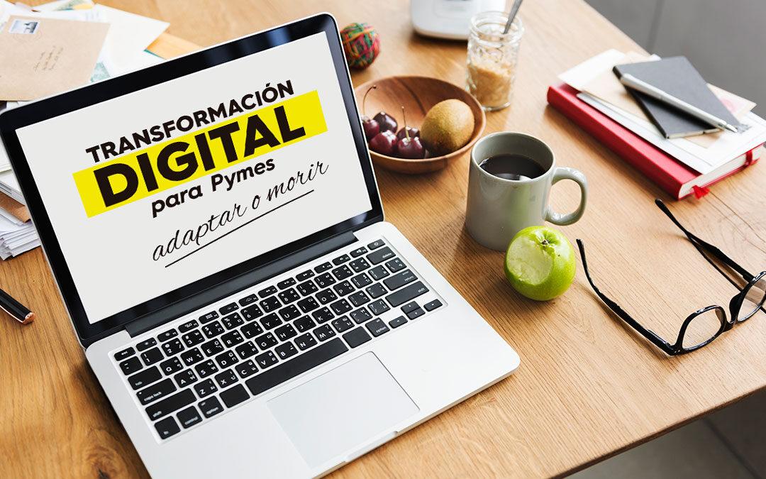 Transformación digital para Pymes: cuando la opción es adaptarse o morir