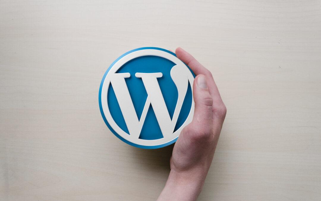 Crear una página web con WordPress es tu mejor opción