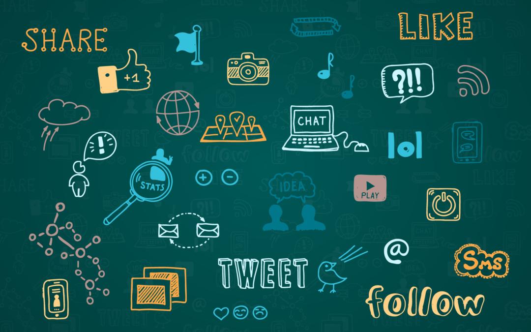 10 ideas para que tu empresa mejore su presencia en redes sociales