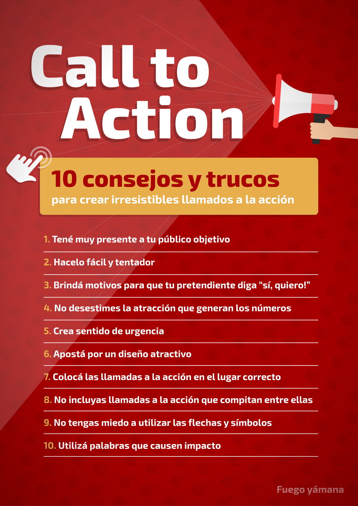 Cómo crear llamadas a la acción y convertir tus usuarios en clientes