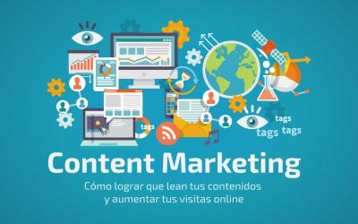 Cómo lograr que lean tus contenidos y aumentar tus visitas online