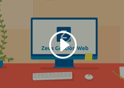 Zeus gestión web