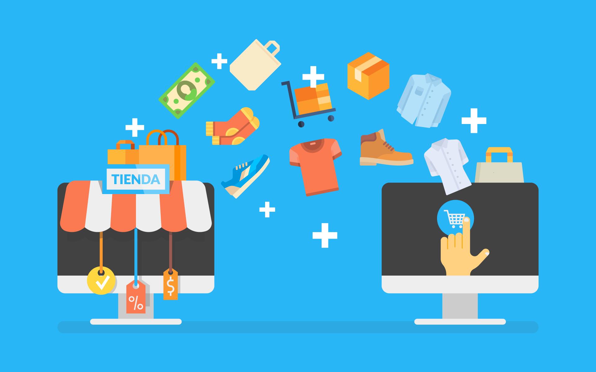 Canales y estrategias de Marketing para tu tienda online