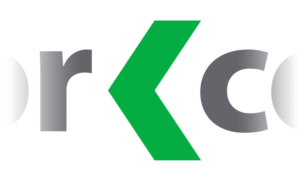 logo con símbolo