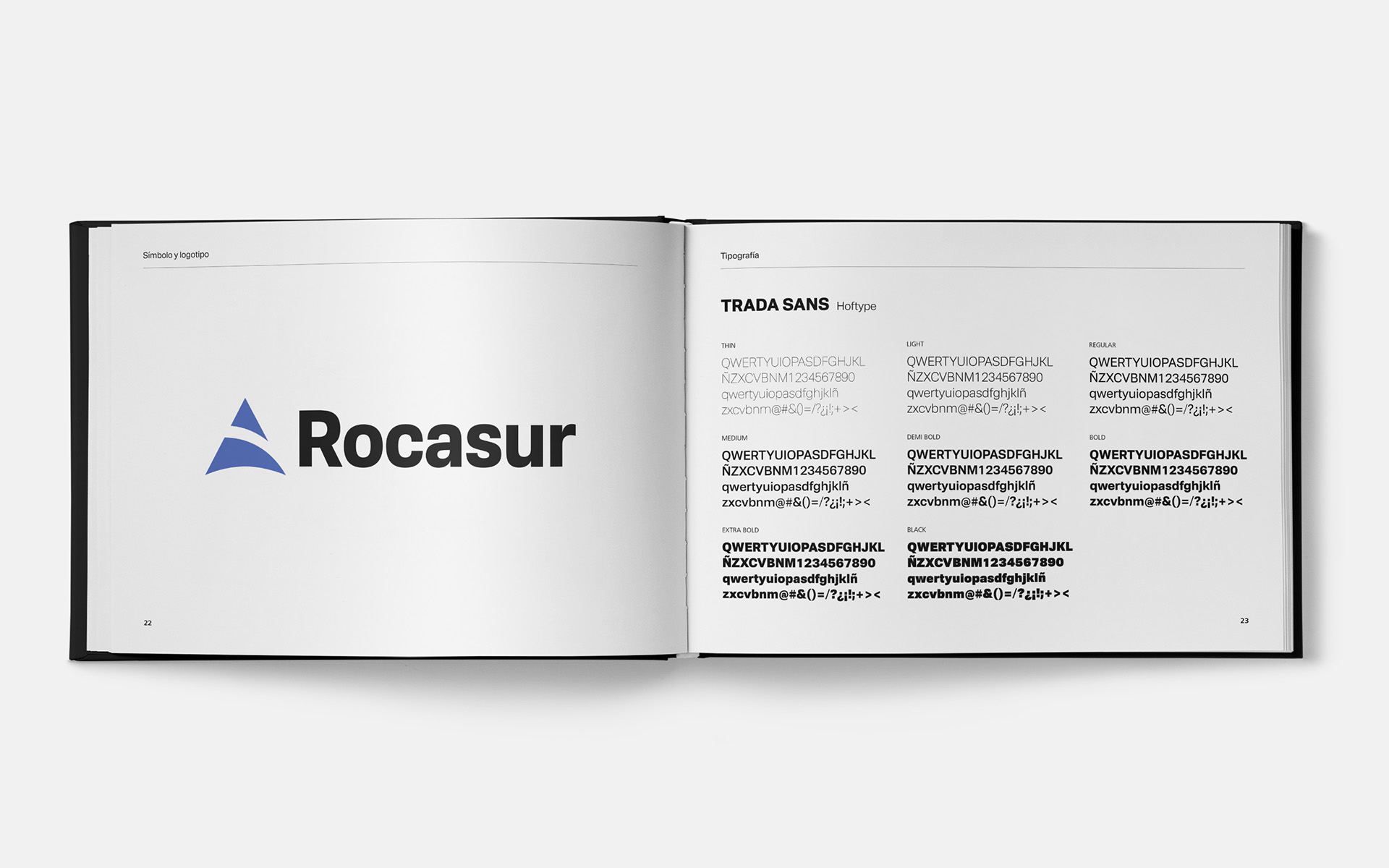 manual de marca Rocasur